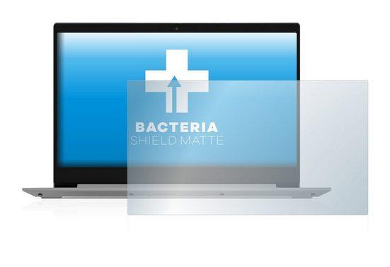 upscreen Schutzfolie »für Lenovo V17«, Folie Schutzfolie matt entspiegelt antibakteriell