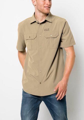 Jack Wolfskin Outdoorhemd »KWANDO RIVER SHIRT M«