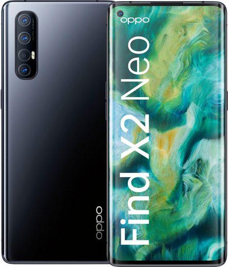 Oppo Find X2 Neo 5G Smartphone (16,5 cm/6,5 Zoll, 256 GB Speicherplatz, 48 MP Kamera)