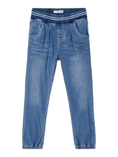 Name It Skinny-fit-Jeans Baggy Jeans NMFBIBI DNMTORAS 2468 PANT