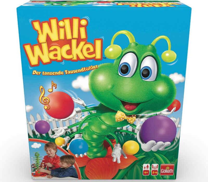 Goliath® Spiel, »Willi Wackel - Der tanzende Tausendfüßler«