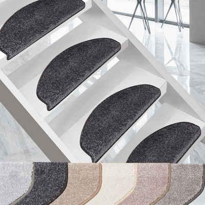 Stufenmatte »Sundae 1A«, Floordirekt, Halbrund, Höhe 13,5 mm