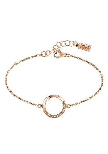 Boss Armband »OPHELIA, 1580026«, mit Swarovski® Kristallen