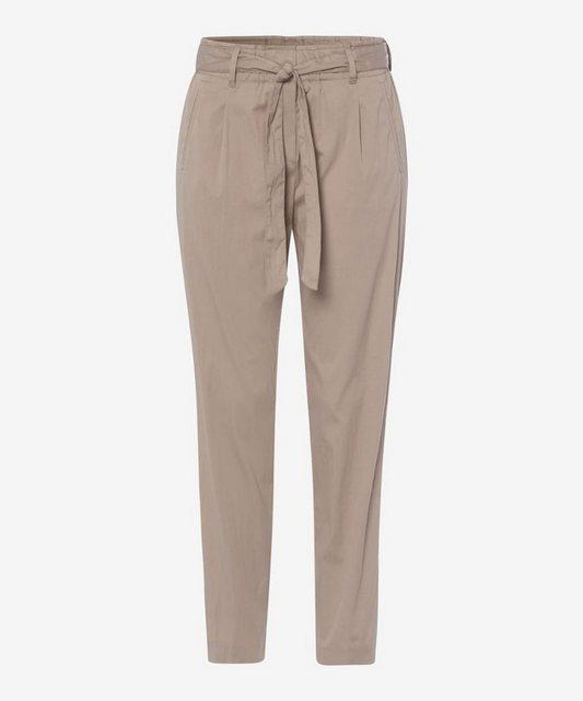 Hosen - Brax 5 Pocket Hose »Style Milla S« › beige  - Onlineshop OTTO