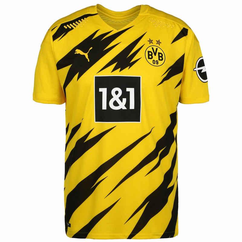 PUMA Fußballtrikot »Borussia Dortmund Authentic 20/21 Heim«