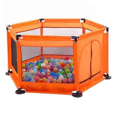 JOKA international Bällebad »Bällebad / Kugelbad in Orange«