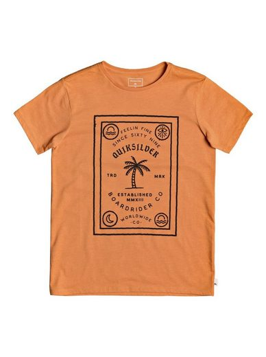 Quiksilver T-Shirt »Bad Liar«