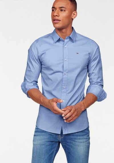 Tommy Jeans Langarmhemd »Sabim Shirt«