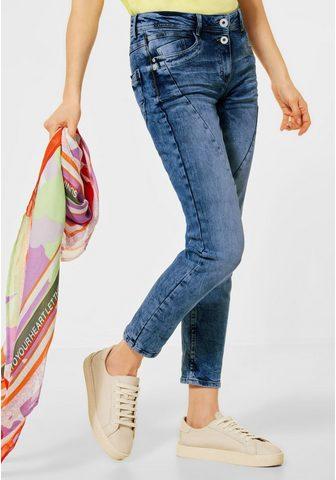 Cecil 7/8 ilgio džinsai 5-Pockets Style