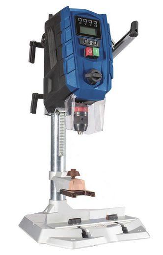 Scheppach Tischbohrmaschine »Scheppach Tischbohrmaschine DP60 SE inkl. 7x HSS Bohrer 710W 13mm Bohrfutter«