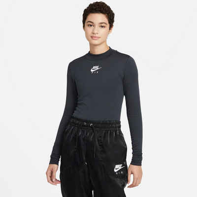 Nike Sportswear Langarmshirt »Nike Air Women's Mock Neck Long Sleeve«