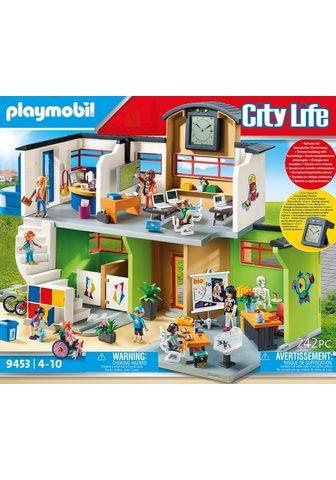 Playmobil ® Konstruktions-Spielset »Große Schule...