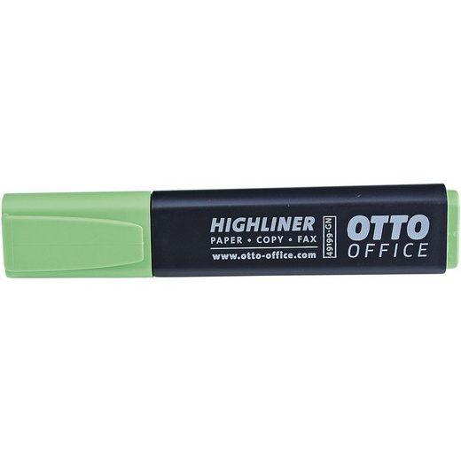 Otto Office Marker »Highliner«, (1-tlg), Textmarker mit Kappe