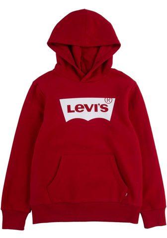 Levi's Kidswear Sportinis megztinis su gobtuvu