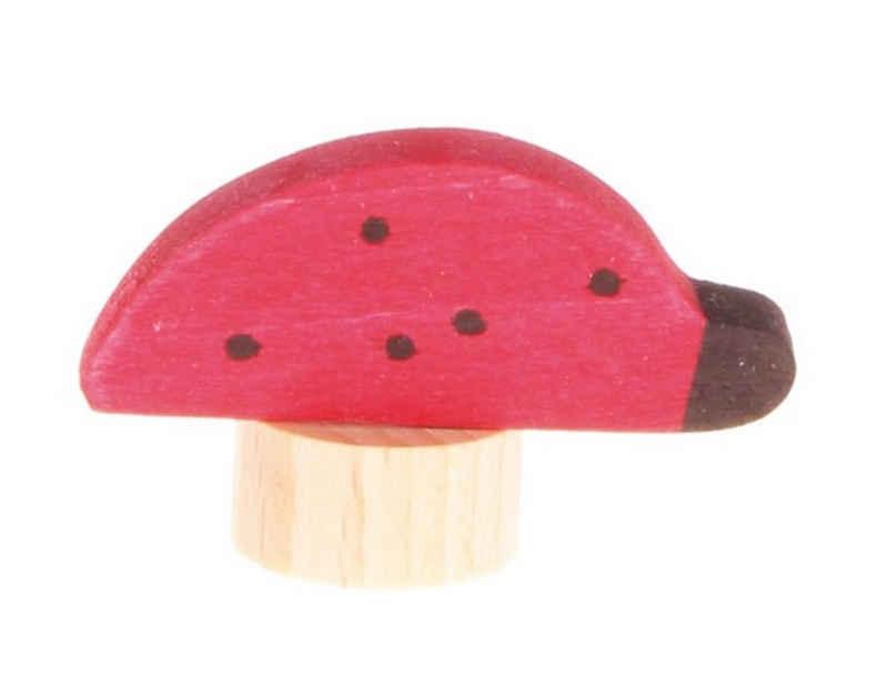 GRIMM´S Spiel und Holz Design Kerzenständer, Stecker Marienkäfer