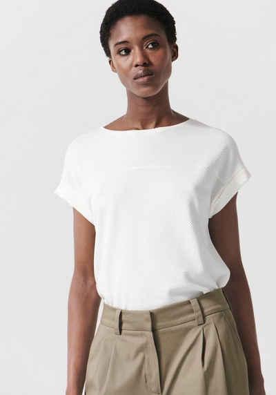 someday T-Shirt »Kay texture« in Waben-Struktur
