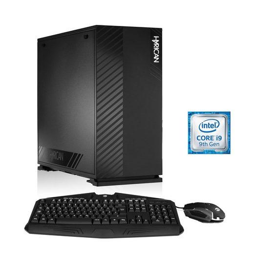 Hyrican Gaming PC i9-9900KF 32GB 480GB SSD 1TB HDD RTX 2080 Ti »Alpha 6379 mit Wasserkühlung«