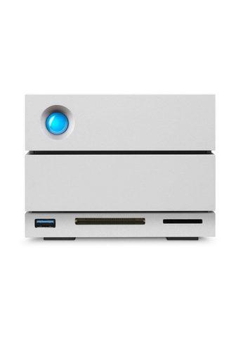 LaCie 2big Dock 32TB Thunderbolt 3 USB-C NAS...