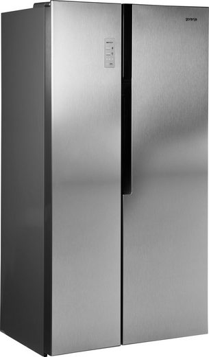 GORENJE Side-by-Side NRS 9182 MX, 178,6 cm hoch, 91 cm breit
