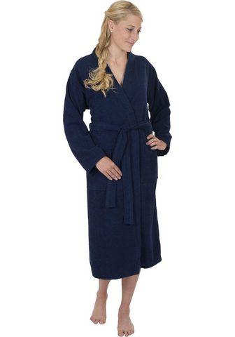 Wewo fashion Unisex-Bademantel »3048« lengvas chala...