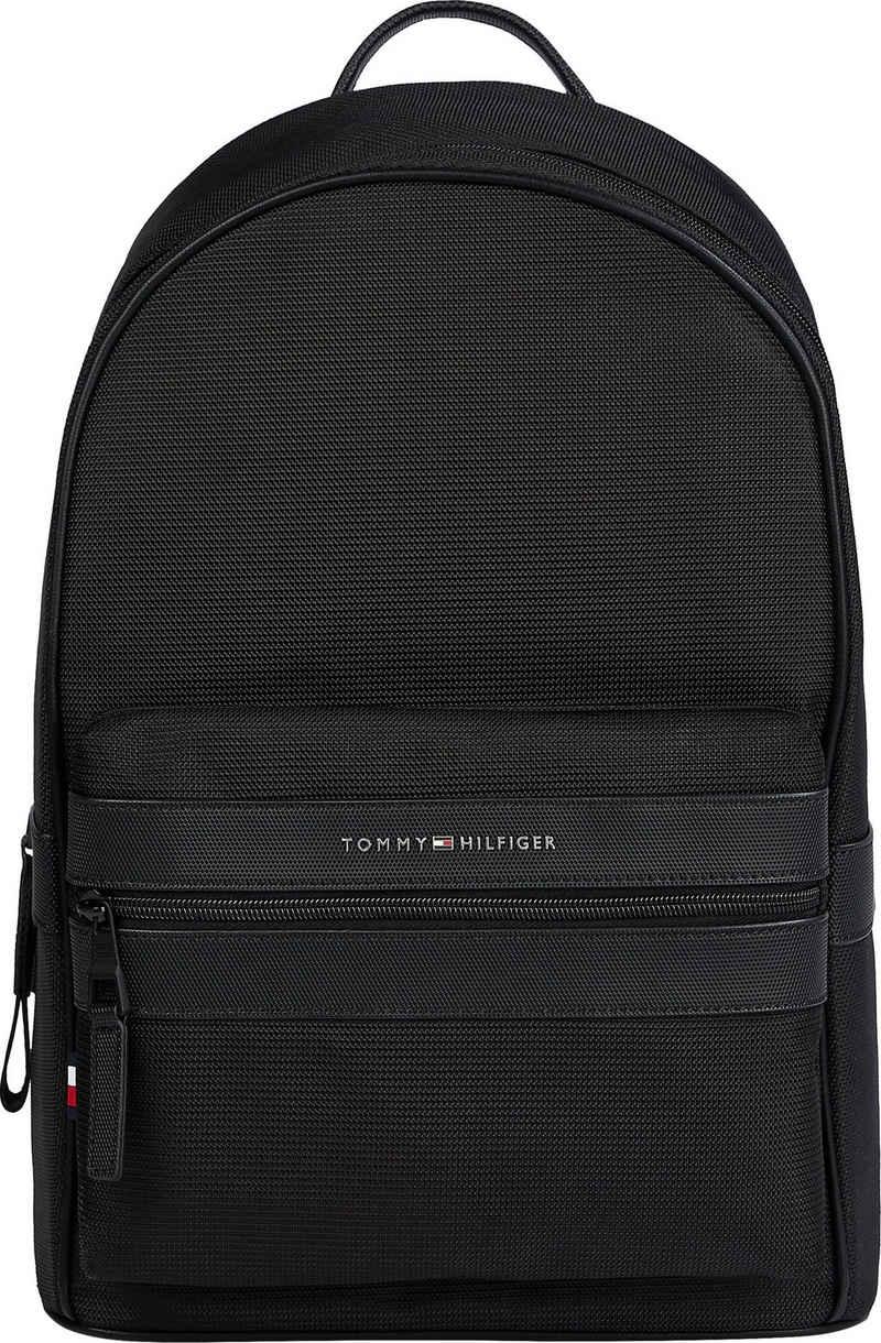 Tommy Hilfiger Cityrucksack »ELEVATED NYLON BACKPACK«, mit integriertem Laptopfach