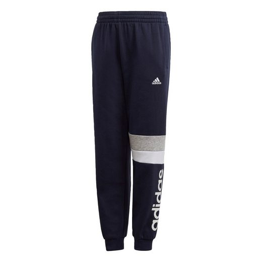 adidas Performance Sweatpants »Linear Colorblock Hose«