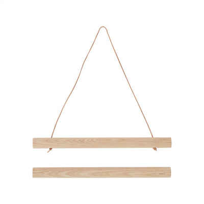 OYOY Bilderleiste »Posterleiste Holzleiste«, Bilderrahmen, Kinderbilder, austauschbar, Holz, Skandinavisches Design