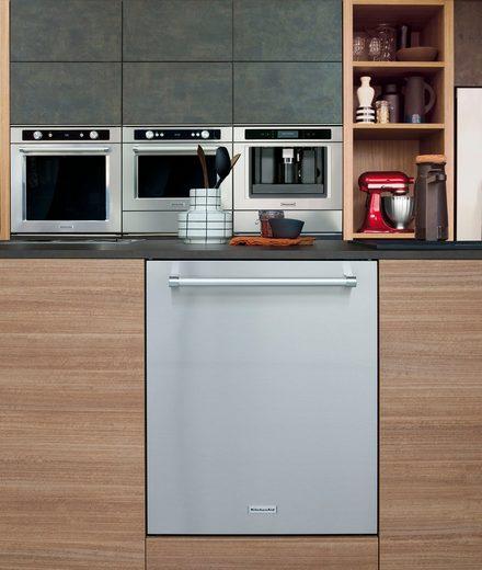 KitchenAid vollintegrierbarer Geschirrspüler, KDSCM 82142, 9 l, 14 Maßgedecke