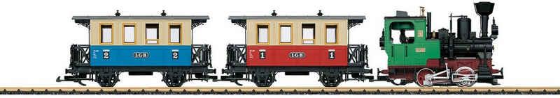LGB Modelleisenbahn-Set »LGB- Personenzug - L70307«, Spur G, für Einsteiger, Made in Europe