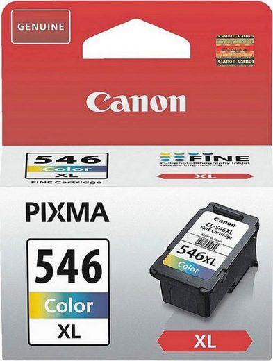 Canon »CL-546XL C/M/Y« Tintenpatrone