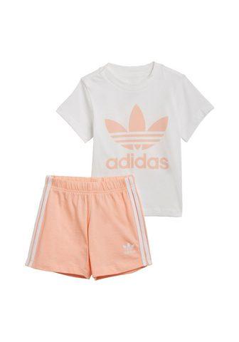 adidas Originals Jogginganzug »Trefoil Šortai ir Marški...