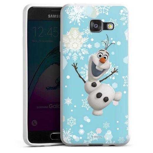 DeinDesign Handyhülle »Frozen Olaf« Samsung Galaxy A3 (2016), Hülle Frozen Olaf Disney Offizielles Lizenzprodukt