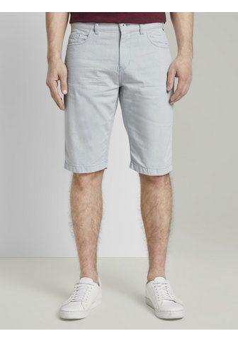TOM TAILOR Šortai »Basic Denim-Shorts«