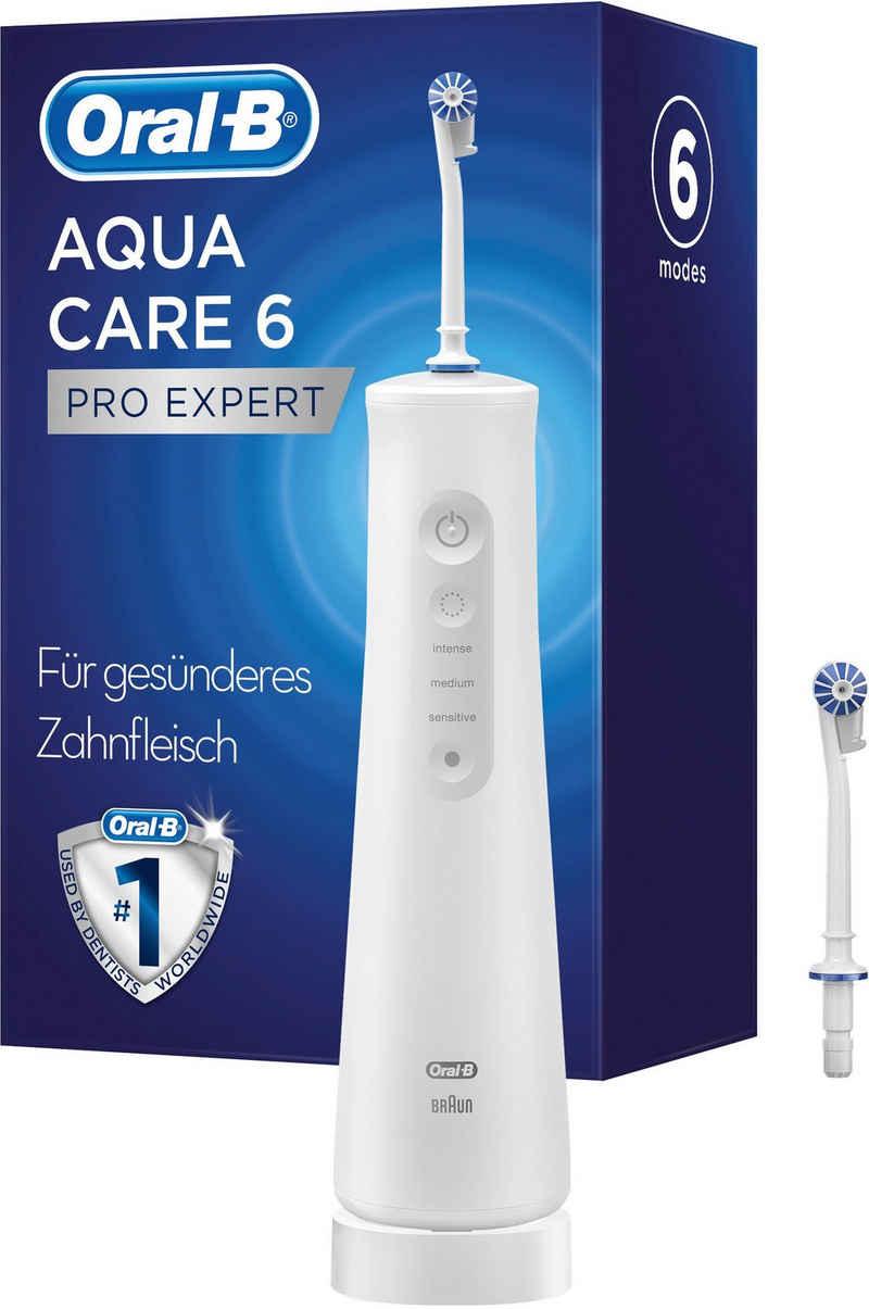 Oral B Munddusche AquaCare 6 Pro-Expert, Aufsätze: 2 St.