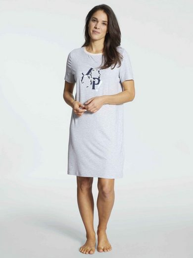 Joop! Nachthemd »Kurzarm-Bigshirt« (1-tlg) Made in Europe