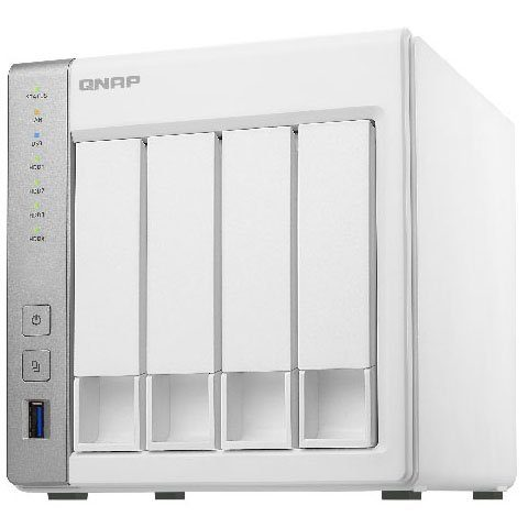 QNAP Turbo NAS TS-431P NAS-Server