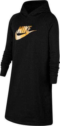 Nike Sportswear Sweatkleid »GIRLS SHINE HOOD DRESS«