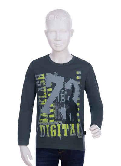 Trigema Print-Shirt mit angesagtem Druckmotiv