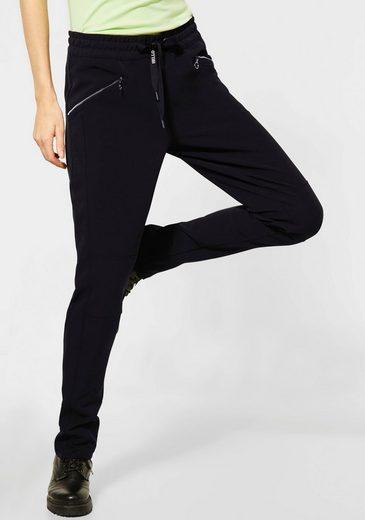 STREET ONE Jogger Pants »Bonny« mit elastischem Bund