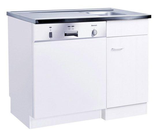 HELD MÖBEL Spülenschrank »Elster« 100/60 cm