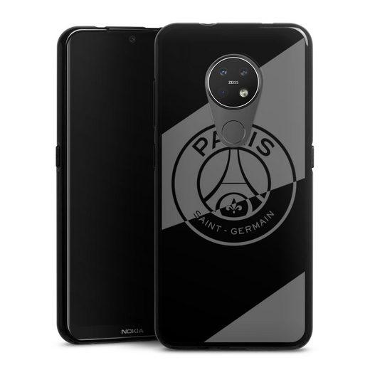 DeinDesign Handyhülle »Dark Layer - PSG« Nokia 6.2, Hülle Logo PSG Paris Saint-Germain