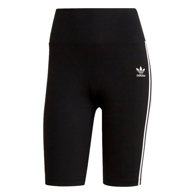 Hosen - adidas Originals Leggings »ADICOLOR CLASSICS PRIMEBLUE HIGH WAISTED« › schwarz  - Onlineshop OTTO