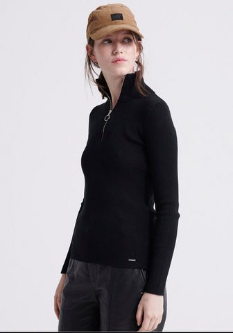 Superdry Megztinis »EDIT OPHELIA HIGH NECK KNIT...