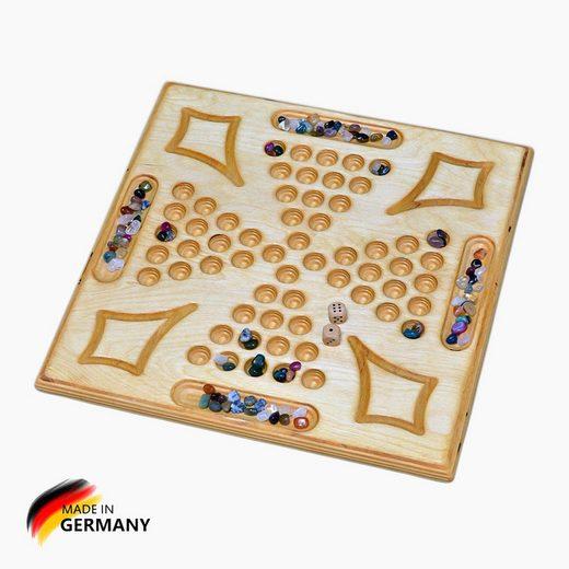 Madera Spielzeuge Spiel, Strategie und Würfelspiel »Meisterdieb 4 für Personen«, Made in Germany