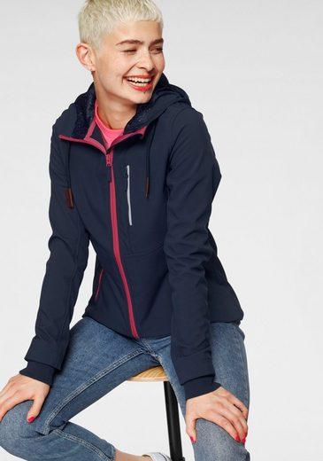 Ocean Sportswear Softshelljacke Wasser- und windabweisend