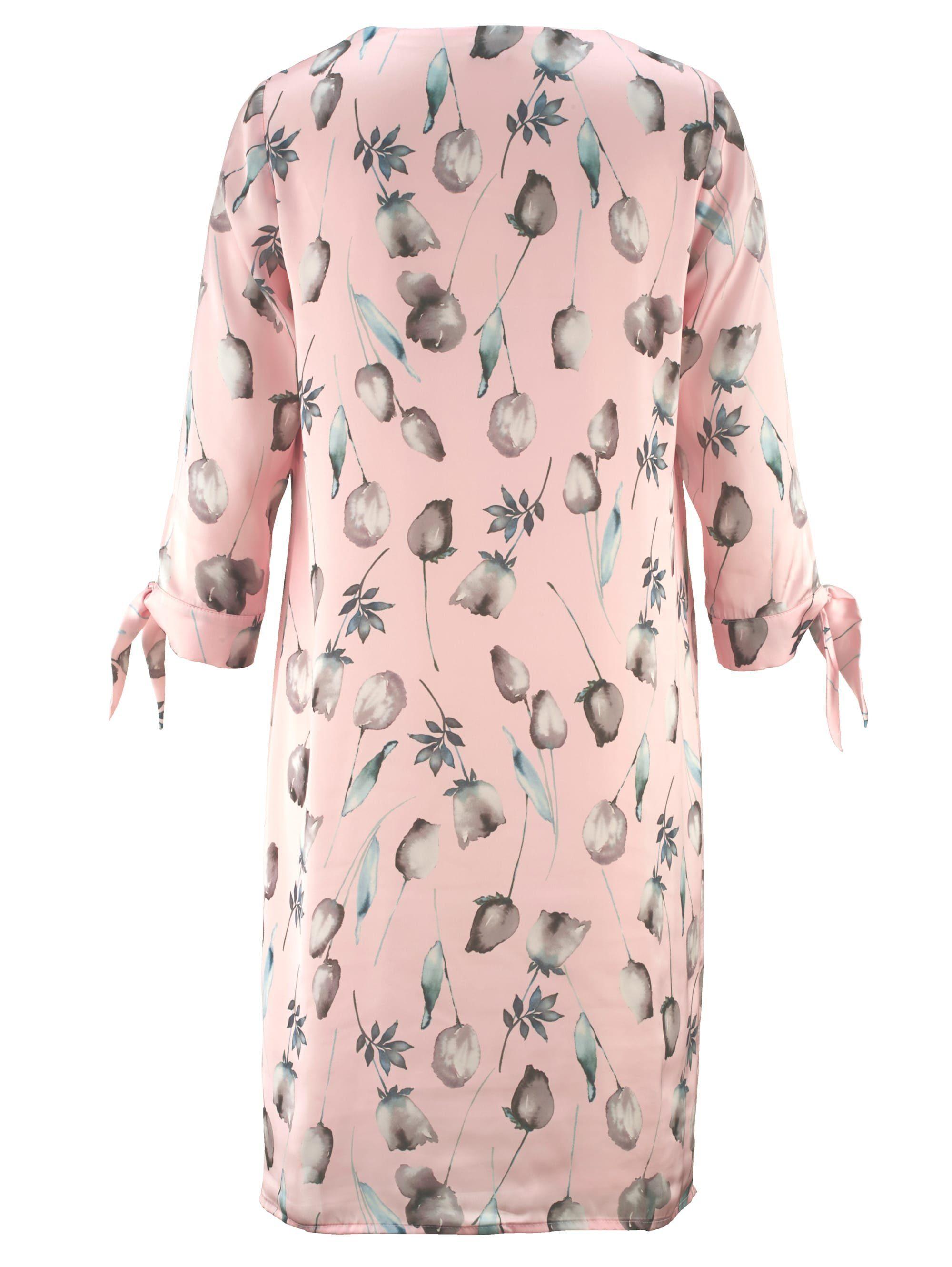 Alba Moda Kleid Allover Im Floralen Muster Kaufen