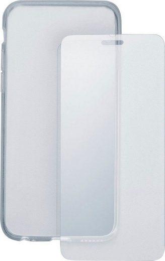 4smarts Smartphone-Hülle »360 Grad Protection Set für Apple iPhone SE/7/8« iPhone 7 / 8, iPhone SE (2020), Cover