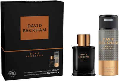 DAVID BECKHAM Duft-Set »David Beckham Bold Instinct«, 2-tlg.