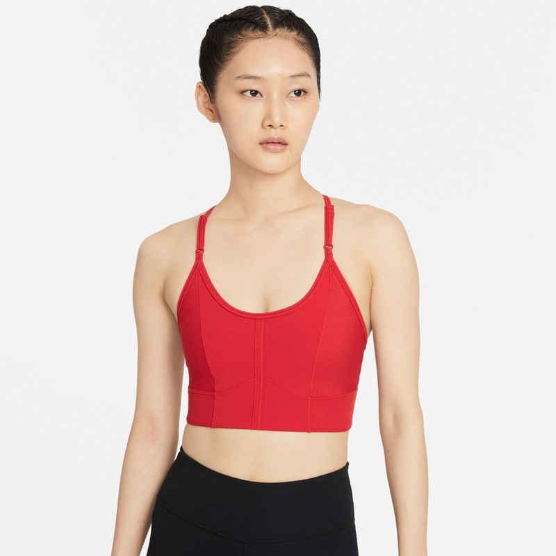 Nike Sport-BH »YOGA DRI-FIT INDY WOMENS LIGHT-SUPPORT«