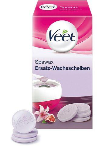 Veet Wachspatrone »Spawax Ersatz-Wachsschei...